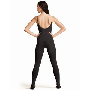 2 Capezio Matte Semi Opaque Tights Ultrasoft S/M